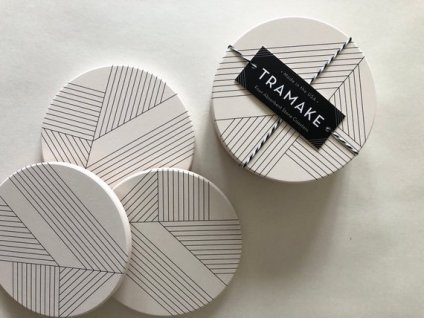 Deco Coaster Set
