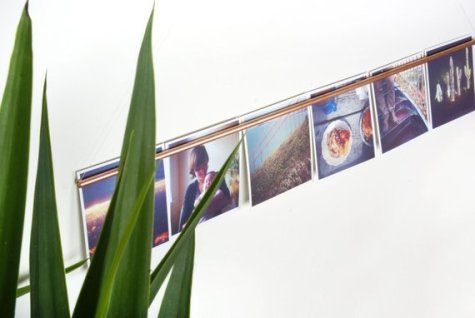 Copper Photo Bar Frame