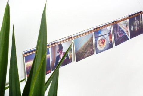 Copper Photo Bar Frame